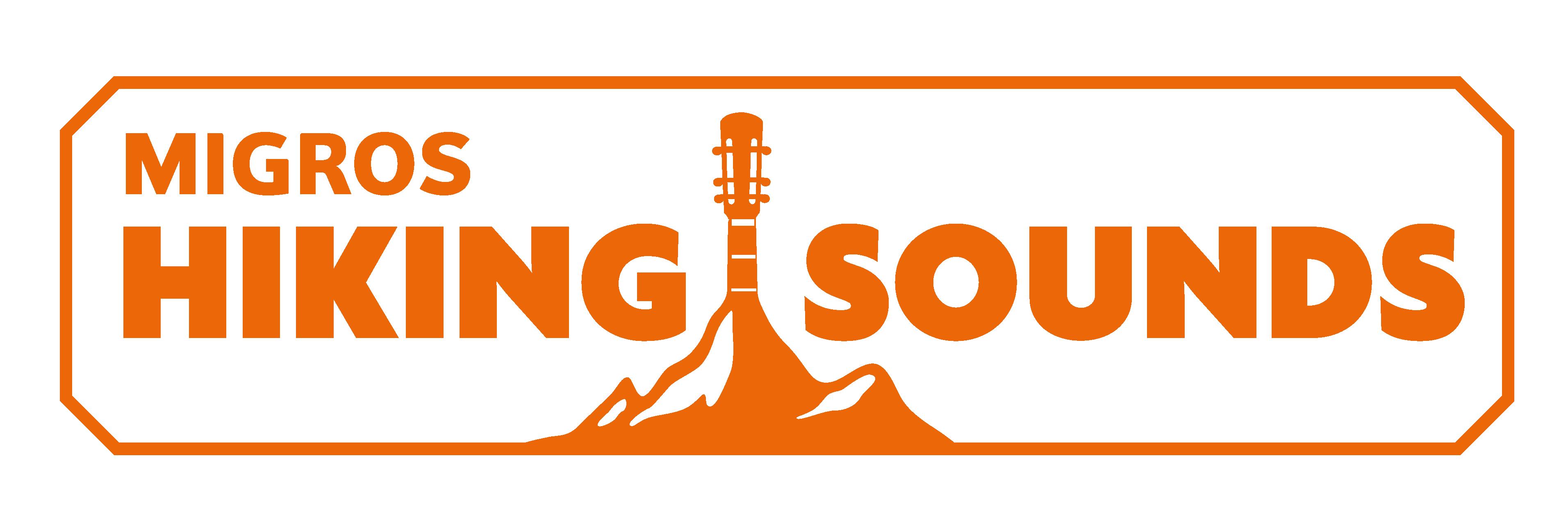 Migros Hiking Sounds Festival - Logo