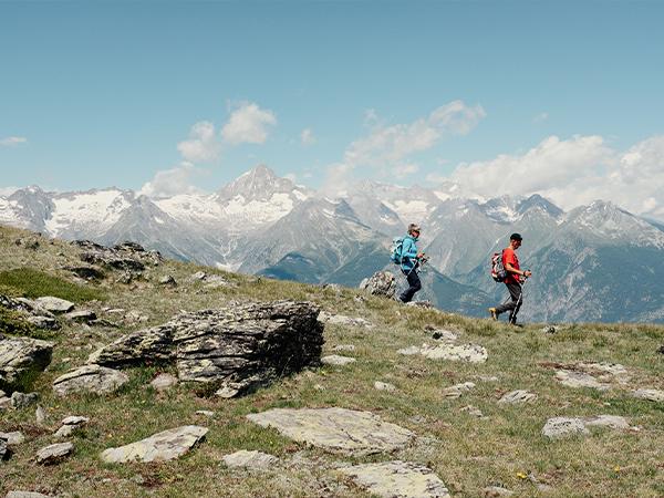 Migros Hiking Sounds - Moosalp im Sommer - das Wandererlebnis